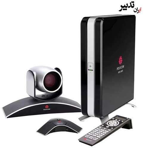 دستگاه ویدئو کنفرانس پلیکام Polycom HDX 6000