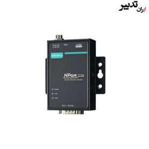 مبدل سریال به اترنت صنعتی موگزا MOXA NPort 5130A