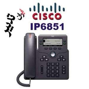 تلفن تحت شبکه سیسکو CP-6851-3PW-CE-K9