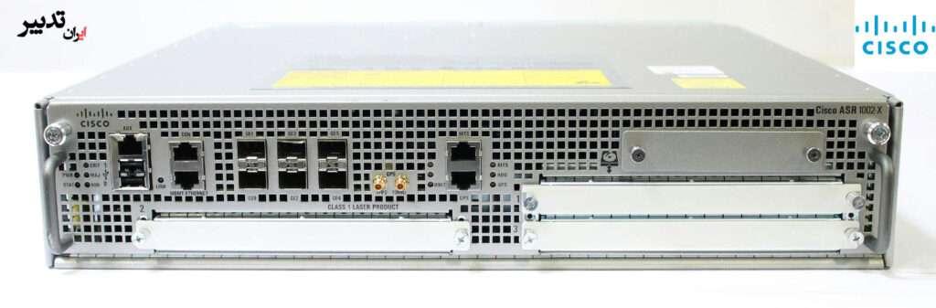 روتر شبکه سیسکو Cisco ASR 1002-X