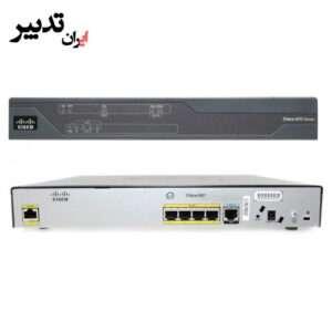 روتر شبکه سیسکو Cisco 861
