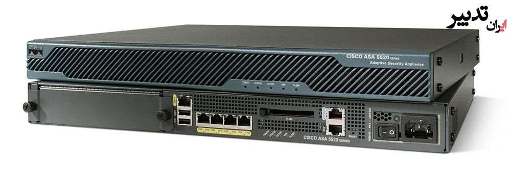 فایروال سیسکو Cisco ASA 5520