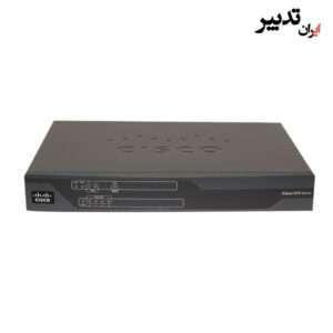 روتر شبکه سیسکو Cisco ISR 881