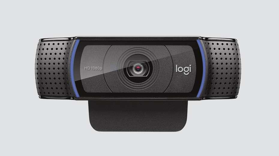 وب کم لاجیتک logitech C920 HD Pro