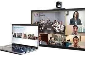 اتصال ویدئو کنفرانس پلیکام به Skype for Business